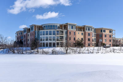 West Bend Condo/Townhouse For Sale: 690 Rivershores Dr #303