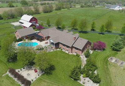 Racine County Single Family Home For Sale: 6226 Stonehedge Ct