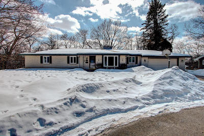 Greendale Single Family Home Active Contingent With Offer: 5932 Dawson Ct