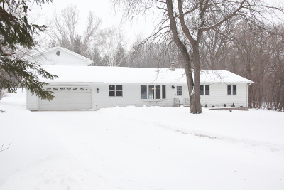 Pewaukee Single Family Home Active Contingent With Offer: N23w25022 Valleyview Ln