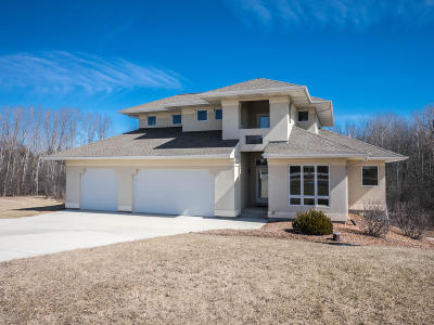 West Bend Single Family Home Active Contingent With Offer: 2352 Lockhorn Cir