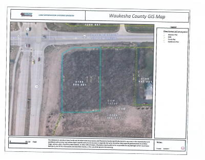 Muskego Residential Lots & Land For Sale: 15600 W College Ave