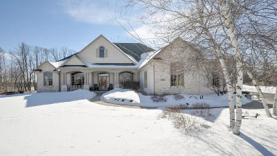 Cedarburg Single Family Home Active Contingent With Offer: 1403 Emerald Ct