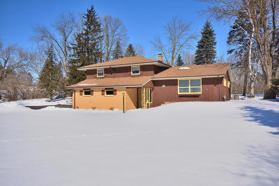 Germantown Single Family Home Active Contingent With Offer: N112w13102 Mequon Rd