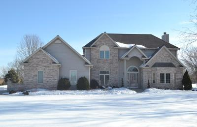 Muskego Single Family Home Active Contingent With Offer: S87w18067 Woods #Rd