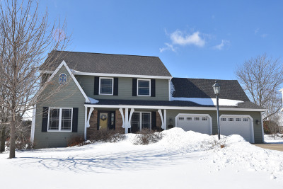 Germantown Single Family Home Active Contingent With Offer: W148n10201 Windsong Cir E