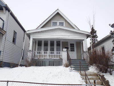 Single Family Home For Sale: 1541 S 6th St