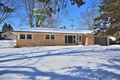 Greendale Single Family Home Active Contingent With Offer: 5777 Euston St