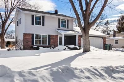 New Berlin Single Family Home Active Contingent With Offer: 14915 W Harcove Dr