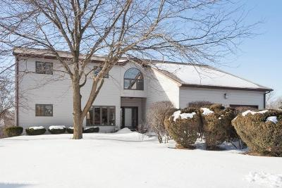 Waukesha Single Family Home Active Contingent With Offer: 975 Klein Ct