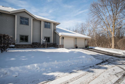 Waukesha Condo/Townhouse Active Contingent With Offer: 2112 Woodburn Rd #A