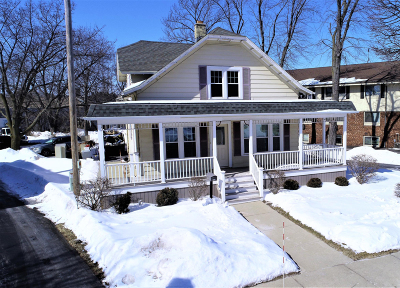 Grafton Single Family Home Active Contingent With Offer: 1533 Wisconsin Ave