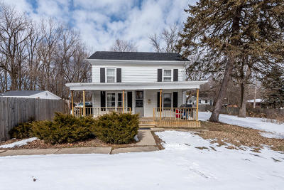 Racine Single Family Home Active Contingent With Offer: 2416 Spring St