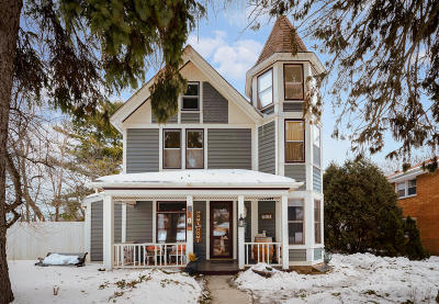 Port Washington Single Family Home Active Contingent With Offer: 910 N Wisconsin St