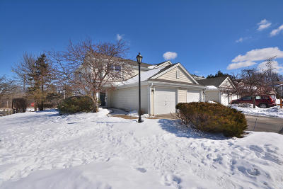 Waukesha Condo/Townhouse Active Contingent With Offer: 2133 E Broadway #B
