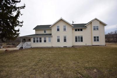 Mayville Single Family Home For Sale: N7424 Madison Rd
