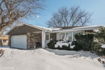 Greendale Single Family Home Active Contingent With Offer: 5921 Shamrock Ln