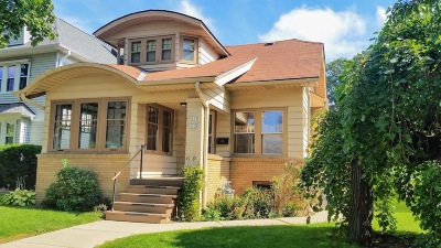 West Allis Two Family Home Active Contingent With Offer: 1128 S 77th St #1130