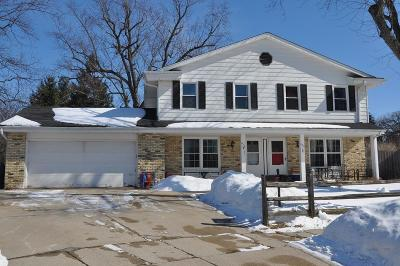 Waukesha Two Family Home For Sale: 609 Grove St