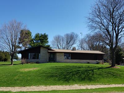 Watertown Single Family Home Active Contingent With Offer: N9170 Donald Ln