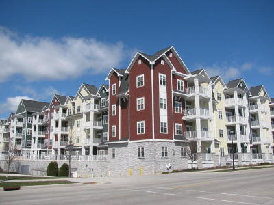 Sheboygan Condo/Townhouse For Sale: 832 N 6th St #312