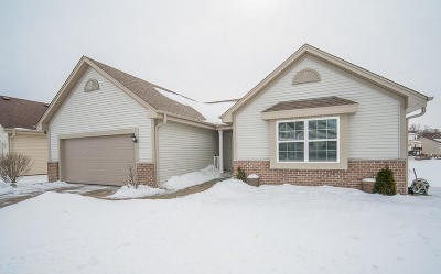 West Bend Single Family Home Active Contingent With Offer: 641 Thekla Ln