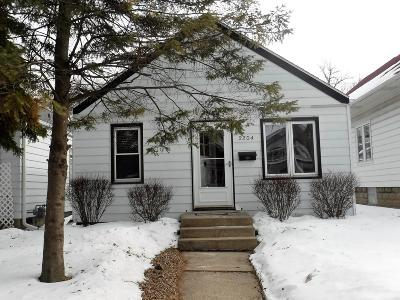West Allis Single Family Home Active Contingent With Offer: 2204 S 77th St