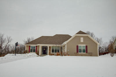 Pewaukee Single Family Home Active Contingent With Offer: W273n2407 Arlington Ct