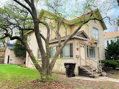 Whitewater Single Family Home Active Contingent With Offer: 148 N Park St