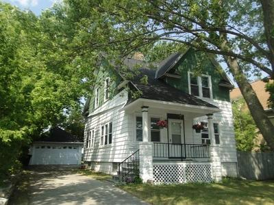 Wauwatosa Two Family Home Active Contingent With Offer: 2615 Wauwatosa Ave