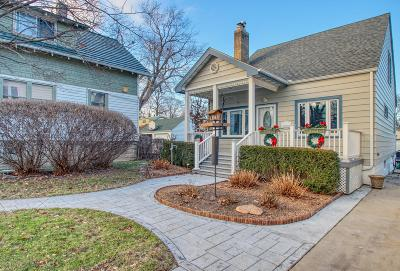 West Allis Single Family Home Active Contingent With Offer: 8430 W Lapham St