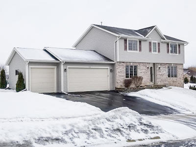 Watertown Single Family Home Active Contingent With Offer: 1420 Timber Ridge Trl