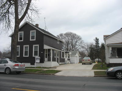 Sheboygan Single Family Home For Sale: 1519 N 8th St
