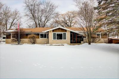 New Berlin Single Family Home Active Contingent With Offer: 13350 W Radisson Dr