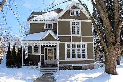 Sheboygan Single Family Home Active Contingent With Offer: 1105 N 6th St