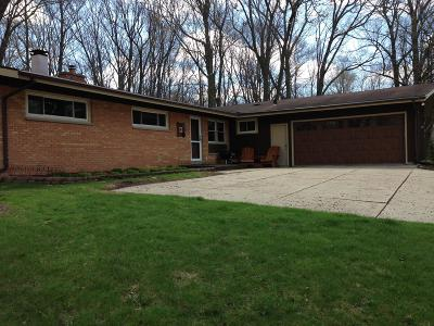 West Bend Single Family Home Active Contingent With Offer: 6746 Westwood Trl