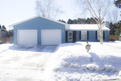Sheboygan Single Family Home Active Contingent With Offer: 3157 North Ave