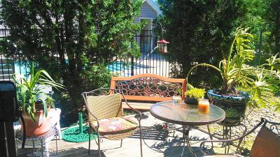 Williams Bay Condo/Townhouse Active Contingent With Offer: 222 Elmhurst Ct