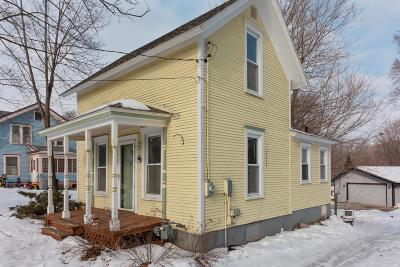 Williams Bay Single Family Home Active Contingent With Offer: 124 Geneva St