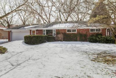 Glendale Single Family Home Active Contingent With Offer: 1025 W Riverview Dr
