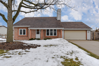 South Milwaukee Single Family Home Active Contingent With Offer: 1304 Southtowne Ct