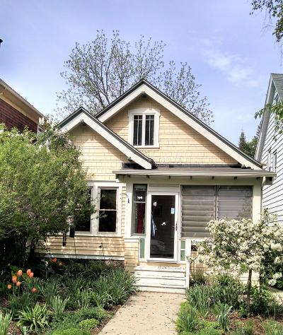 Milwaukee Single Family Home Active Contingent With Offer: 2968 S Mabbett Ave