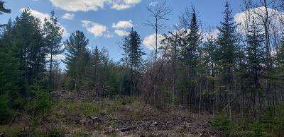 Menominee County, Marinette County Residential Lots & Land For Sale: W6506 County Road G