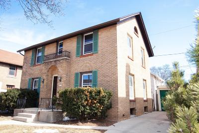 Milwaukee County Single Family Home For Sale: 2108 N 54th St