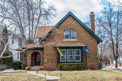 Single Family Home Active Contingent With Offer: 4077 N Prospect Ave