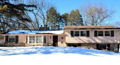 Brookfield Single Family Home Active Contingent With Offer: 1405 Indianwood Dr