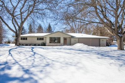 Single Family Home Active Contingent With Offer: N81w22529 Susan Pl