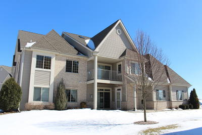 Waukesha Condo/Townhouse Active Contingent With Offer: 1353 Rose Ct #43