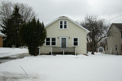Single Family Home Active Contingent With Offer: 8921 W Cold Spring Rd
