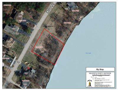 Whitewater Residential Lots & Land For Sale: Lt11 Kettle Moraine Dr #Blk2